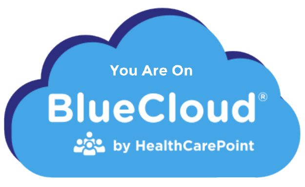 You Are On BlueCloud: Connecting Healthcare and Clinical Research